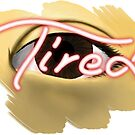 Eye Am Tired in Red by Sada-tainment