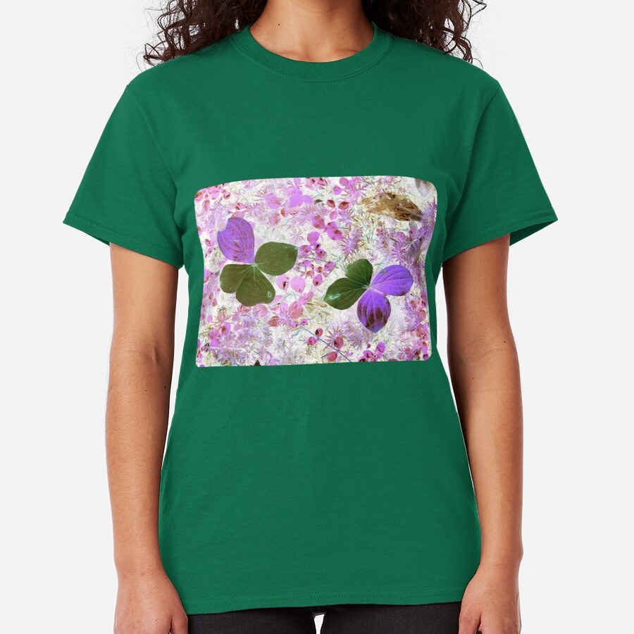 Unidentified inverted fauna Classic T-Shirt