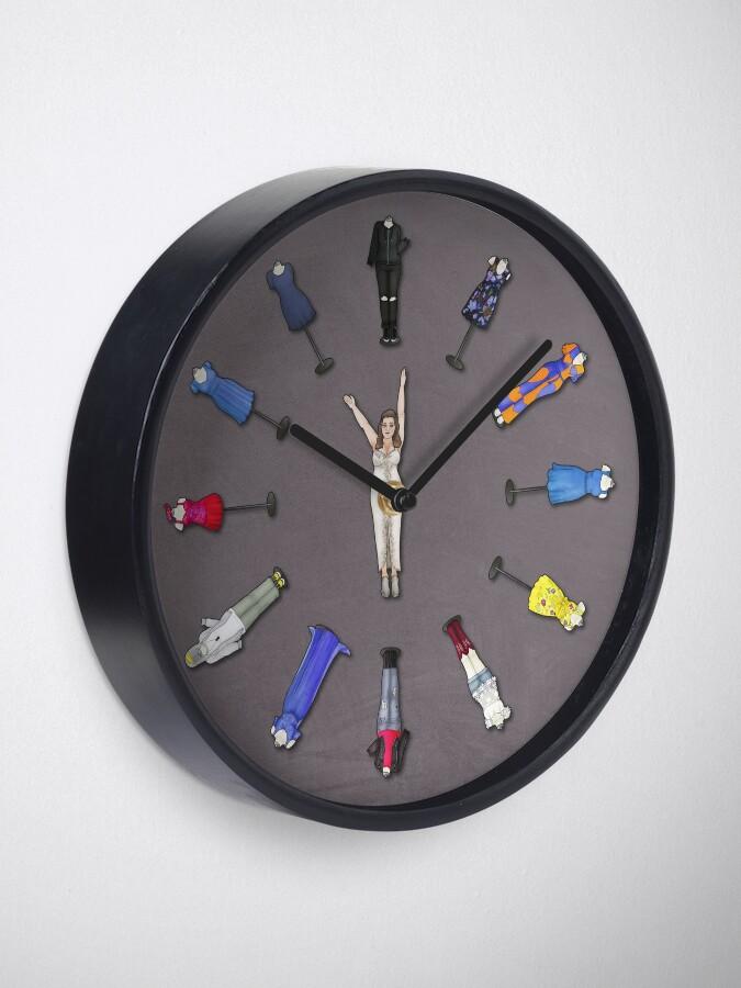 Alternate view of Eleven O'Clock Clock