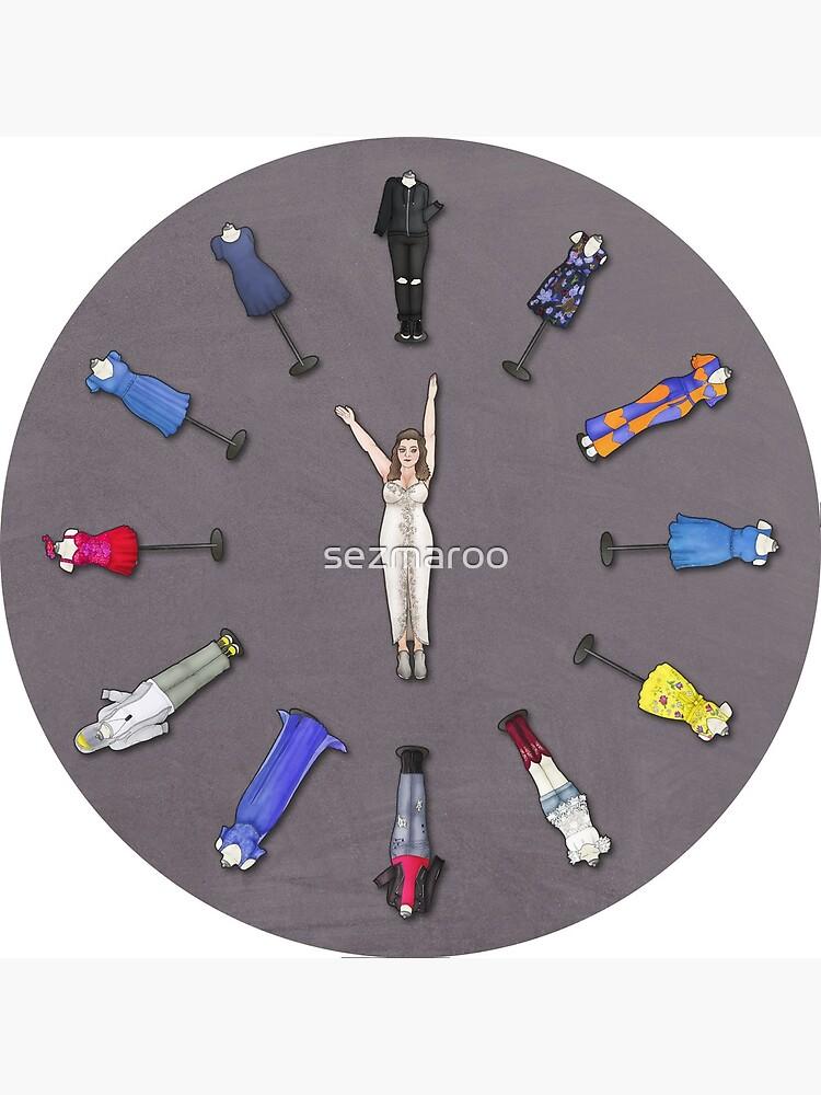Eleven O'Clock by sezmaroo