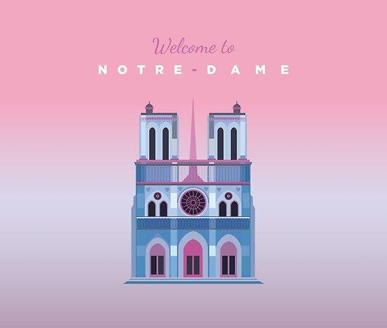 «Paris Notre Dame» de elfelipe