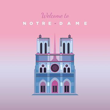 Paris Notre Dame de elfelipe