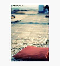 Beach - Marina di Pisa Photographic Print