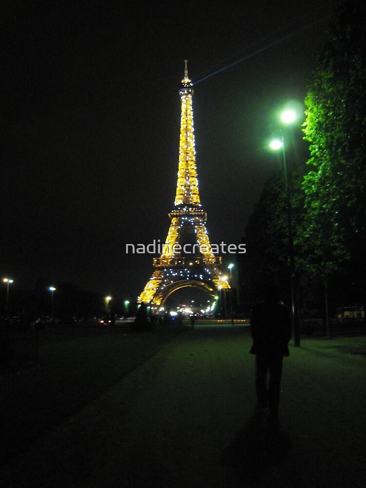 Beauty in the Dark Night by nadinecreates