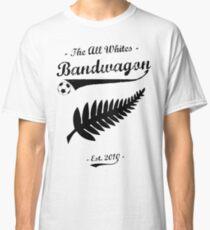 All Whites Bandwagon Tee Classic T-Shirt