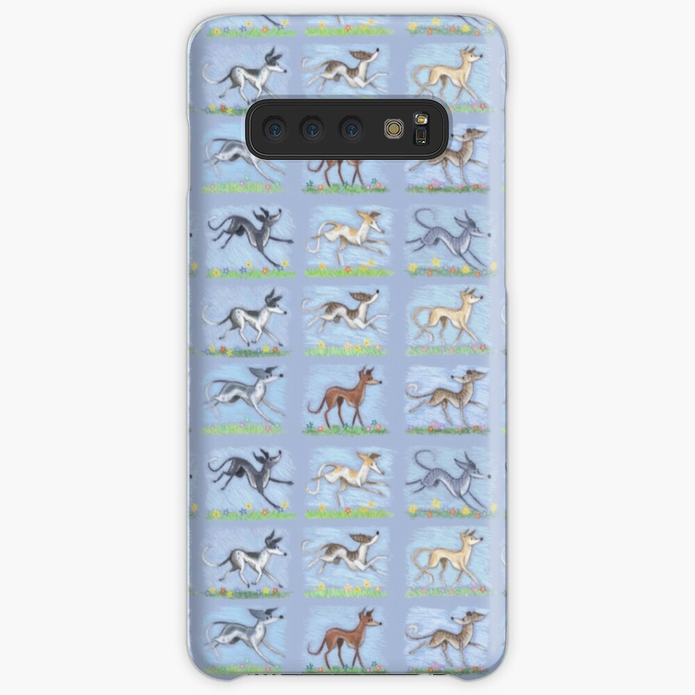 Sunshine Hounds Case & Skin for Samsung Galaxy