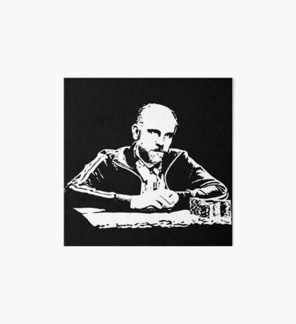 Teddy KGB Rounders Art Board Print