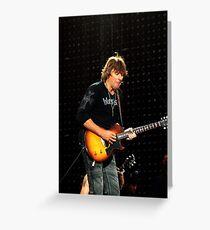 Richie Sambora Greeting Card