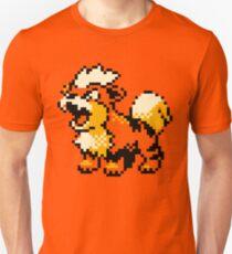 Pokemon - Growlithe Unisex T-Shirt