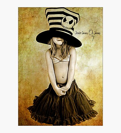 Mad Hatter: Photographic Print