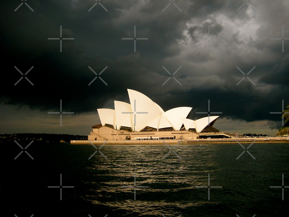 Sydney Opera House by Ngarluma78
