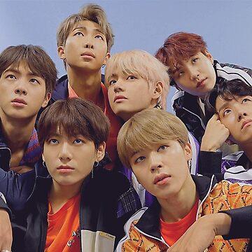 BTS Bangtan - 2019 Foto de grupo Mapa de The Soul: Persona de KpopTokens