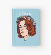 Queen Hardcover Journal