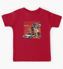 Marty McPrime (New Version) Kids Tee