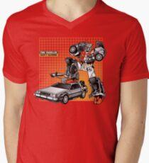 Marty McPrime (New Version) Men's V-Neck T-Shirt