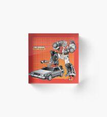 Marty McPrime (New Version) Acrylic Block