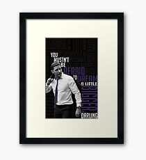Eames Framed Print