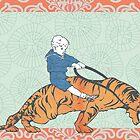 Whoa tiger! by fish9mi