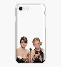 Tina and Amy get a lil drunk iPhone Case/Skin