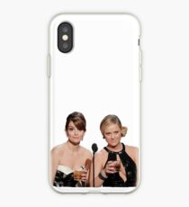Tina and Amy get a lil drunk iPhone Case