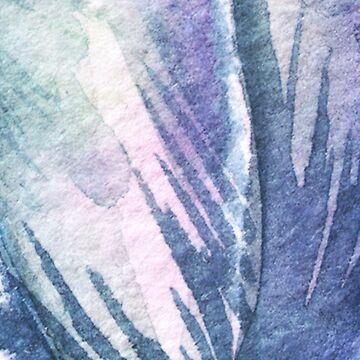 Watercolor by zhirobas