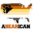 aBEARican Merch 2100px by queeradise