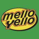 Mello Yello, the T-Shirt by flip20xx