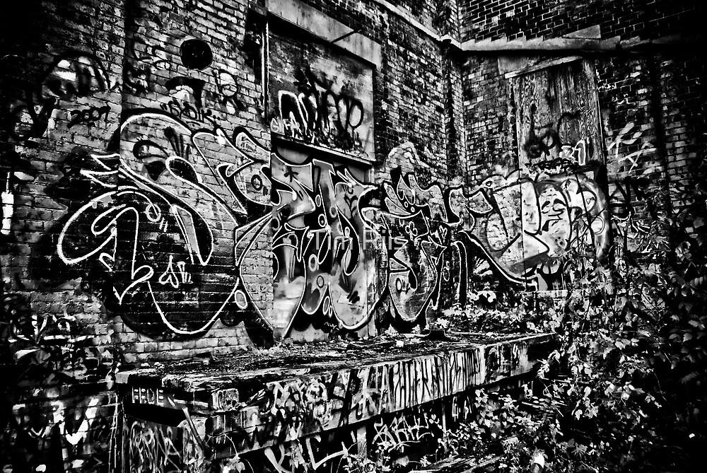Crunchy Walls by Tim Riis