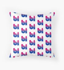 bi tricolor Floor Pillow