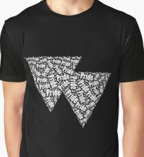 Bisexual Triangles Graphic T-Shirt