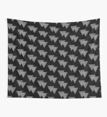 Bisexual Triangles Wall Tapestry