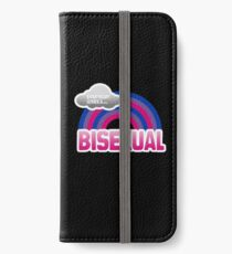 Everybody loves a Bisexual iPhone Wallet/Case/Skin