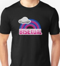 Everybody loves a Bisexual Slim Fit T-Shirt