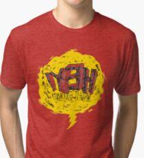 HEY! WATCH IT! Tri-blend T-Shirt