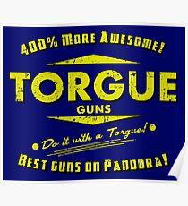 Torgue Guns Poster