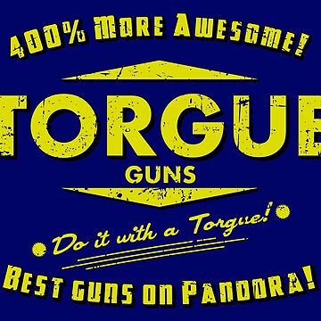 Torgue Guns by zombieguy01
