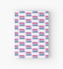 Equal Opportunity Lover Hardcover Journal