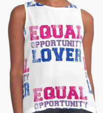Equal Opportunity Lover Sleeveless Top