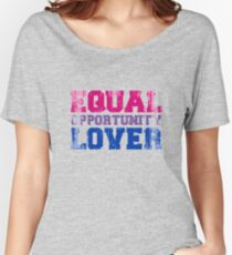 Equal Opportunity Lover Relaxed Fit T-Shirt