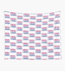 Equal Opportunity Lover Wall Tapestry