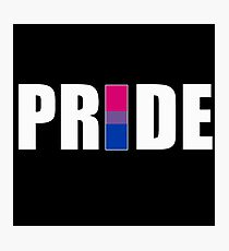 BI PRIDE Photographic Print
