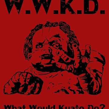What Would Kuato Do? - Dark by zombieguy01