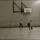 She shoots... she scores? by Richard Pitman