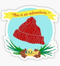The Life Aquatic Sticker