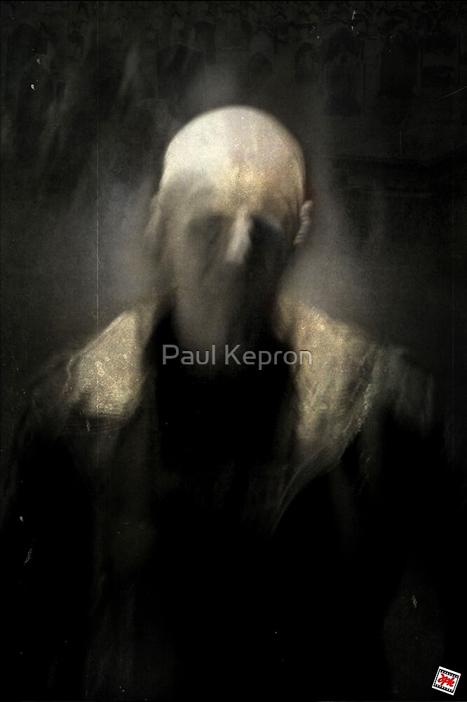 The Ghost Who Walks by Paul Kepron
