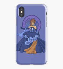 Gallifreyan Girl iPhone Case/Skin