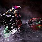 Scorpion's Run by Ted Kim