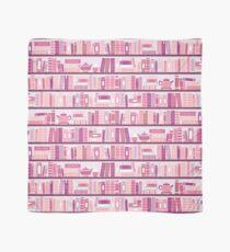 Rosa Bücherregal-Muster-Romance-Tee-Bücher Tuch