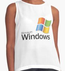 microsoft windows Sleeveless Top