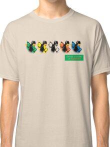 United colors of Kombat Classic T-Shirt